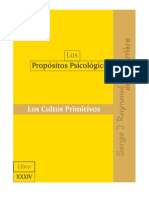 PP34, Los Cultos Primitivos