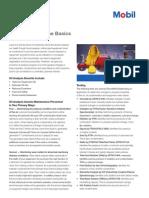 Oil Analysis - The Basics