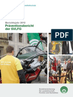 Präventionsbericht 2012