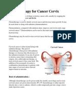 Cervical Vulva r Cancer