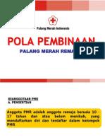 Pola Pembinaan PMR