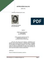 Villefranche Morin - Astrologia Gallica XVIII