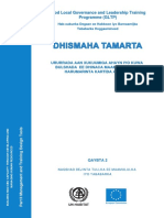 Building NGO/CBO Capacity through Managing and Developing Human Resources - Part 2 Concepts and Strategies (Somali)