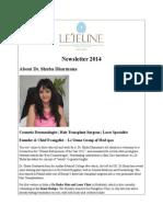 Le Jeune Medspa Newsletter