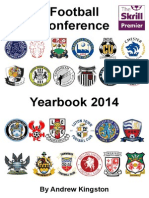 Football Conference Yearbook 2014