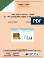 Desarrollo Económico Local La Participación en La Empresa