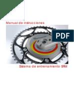 Manuals SRMsystem Powermeter Srm Manual Esp