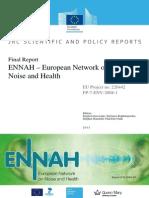 Ennah-final Report Online 19-3-2013, Ruido e Infartos