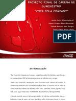 Cadena de Suministro - Coca Cola Company