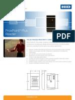 Prox Proxpoint Plus Reader Ds En