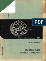 06. Electricitatea - Intrebari Si Raspunsuri