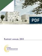 Rapport Annuel 2013 fdc.lu