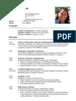 Resume-Stanline Engelhart