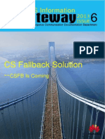 Issue 6 (CS Fallback)