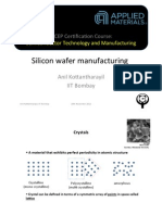 Wafer Manufacturing