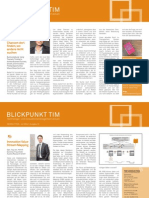 TIM Newsletter Juli 2014