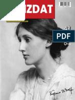Samizdat 41 - Virginia Woolf