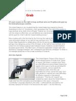 Global Gun Grab