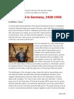 Gun Control in Germany 1928 1945