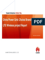 LTE project