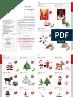 Camartech Christmas 2014 Arts and Crafts Catalogue