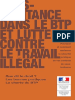 Livret_BTP Travail Illegal
