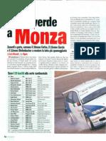 Onda verde a Monza