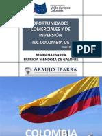 1102 Oportunidades Para Espana en Colombia