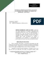 Defesa Preliminar - artigo 180 e 14 Lei do desarmamento2.doc