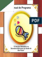 Manual Do Programa Servico Voluntariado