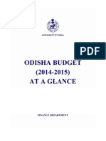 Budget at a Glance (Voa)14-15