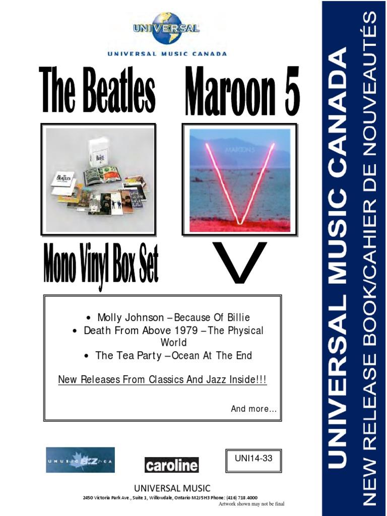 Umc Uni14 33 Sept 9th 2014 Music Industry