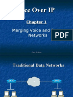 Ch.1 Merging Voice and Data Networks