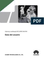 HUAWEI HG530 Home Gateway User Guide-Spanish