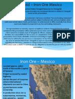 Presentation Iron Ore 2013 10