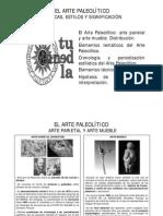 Interpretacion Cronologia Paleolitico