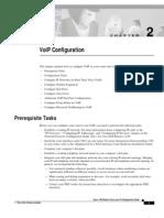 2- VoIP Configuration