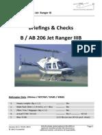 Checkliste 206 III