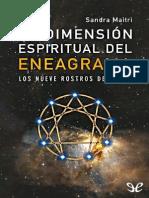 La Dimension Espiritual Del Ene - Sandra Maitri