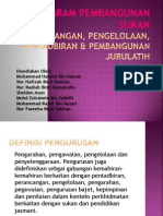 Tajuk 13 - Aspek Perancangan & Pembangunan Jurulatih