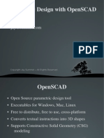 Using Opens Cad