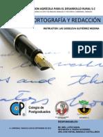 Manual Curso de Ortografia y Redaccion