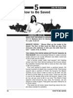 3rd Quarter 2014 Lesson 5 Easy Reading Edition