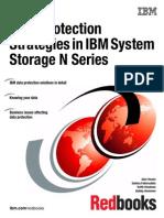 Data Protection Strategies in IBM System Storage N Series