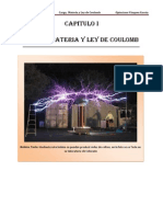 Capitulo 23 - Ley de Coulomb