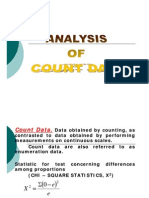 Count Data PDF