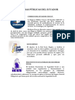 Empresas ecuatorianas