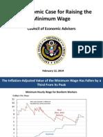 TheEconomicCaseForRaisingMinimunWages(2014FEB)
