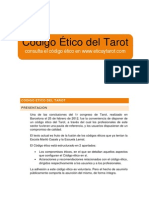 Codigo Etico Del Tarot