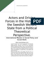 Actors and driving forces swedsih model.pdf